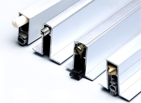 Automatic door bottom seal from Daoseal