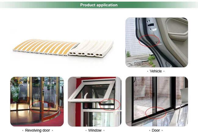 EPDM Seal Application from Daoseal