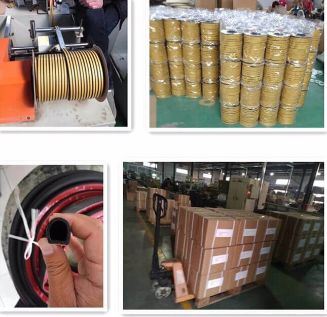 Epdm Packing from Daoseal