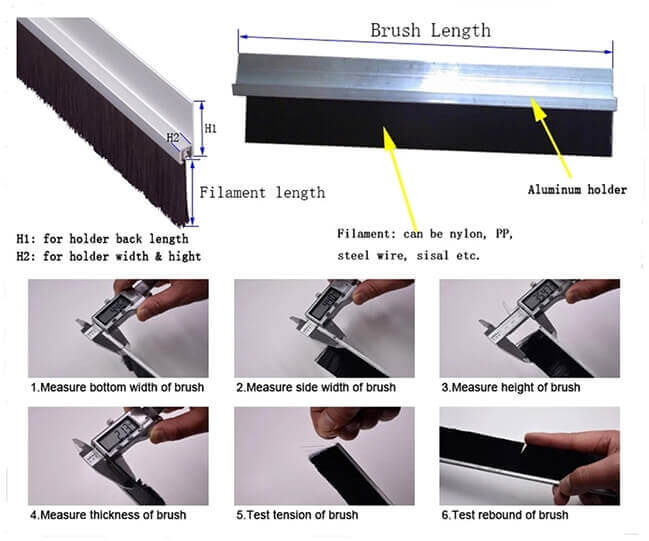 how to choose Strip Brush