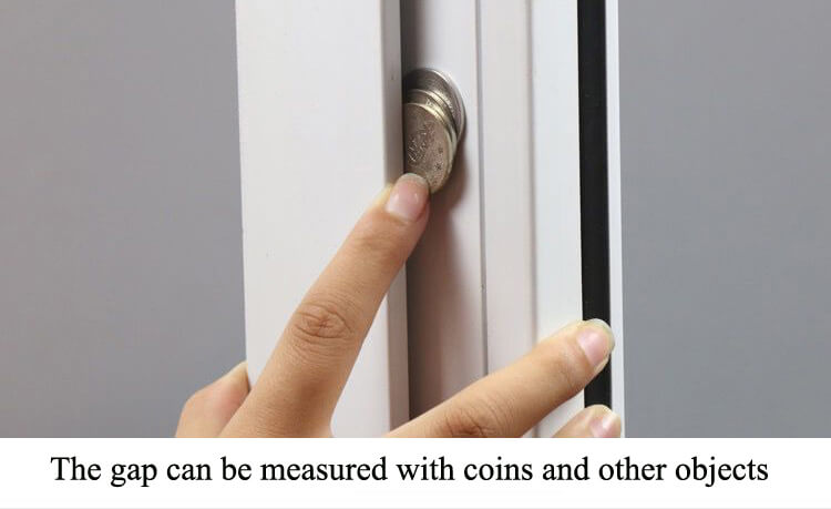 How to measure gap