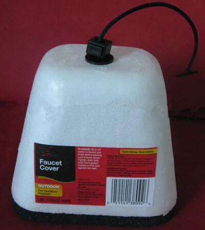 Foam Faucet Protectors ISL-06 from daoseal
