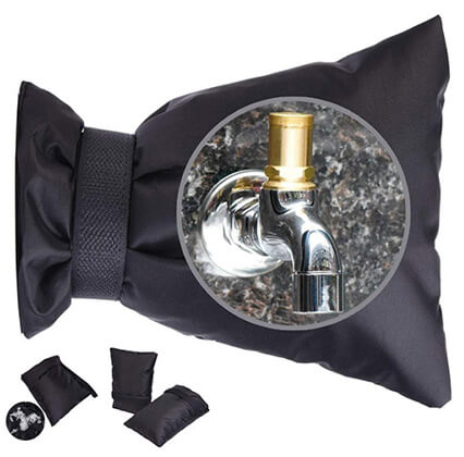 Padded Sock Faucet Cover ISL-04C