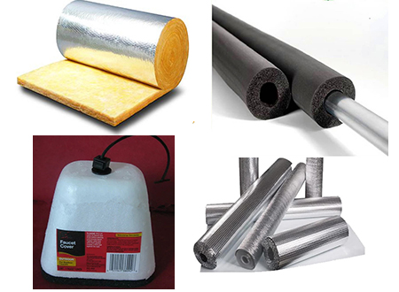 Pipe duct insulation