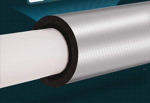 Soundproof Aluminum foil ISL-015A
