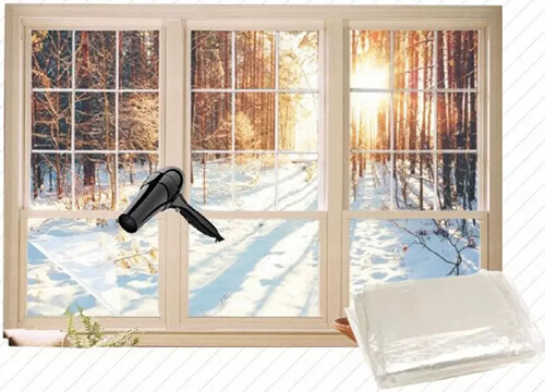 Window insulation kit Wik-001A1 from daoseal