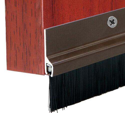 Aluminum Door Strip Brush ADBB-008