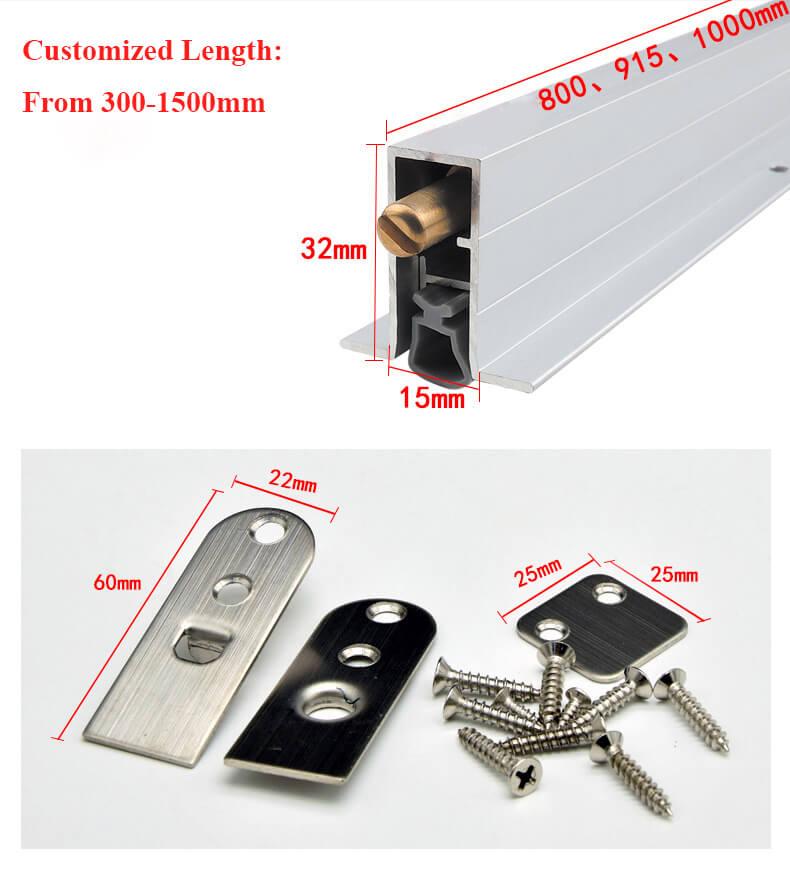Automatic Door Bottom ADB-005(a)
