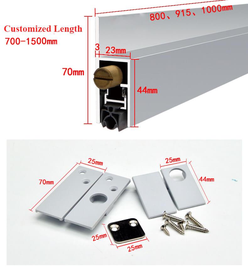 Automatic Door Bottom ADB-007H