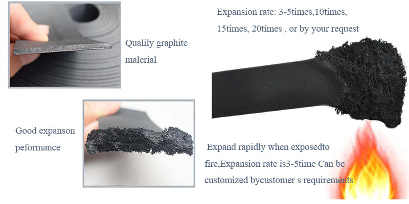 Fire seal quality show