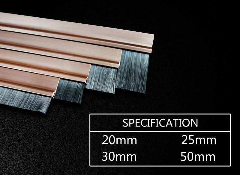 PVC Door Brush-PDBB-004b