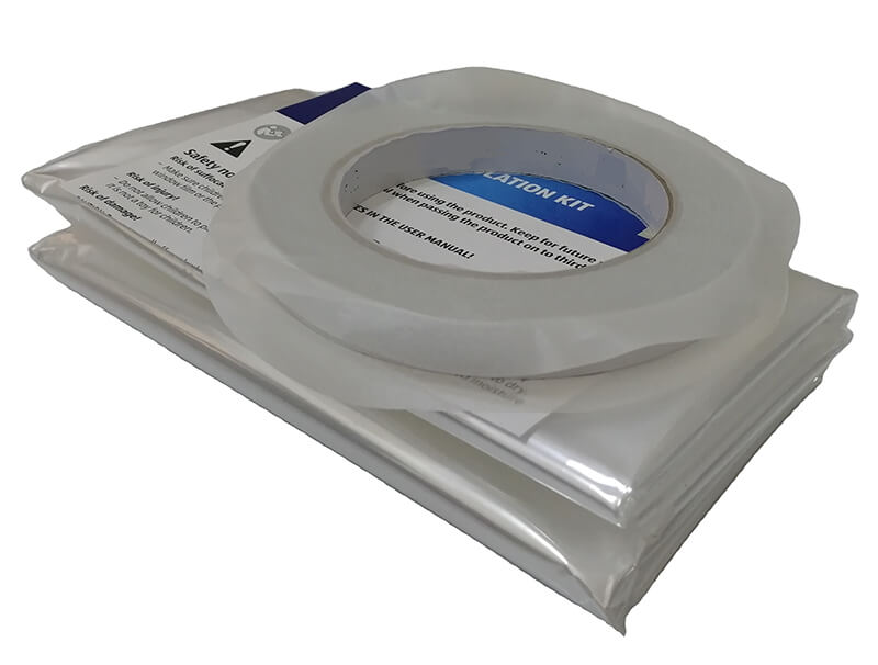 Window insulation kit F